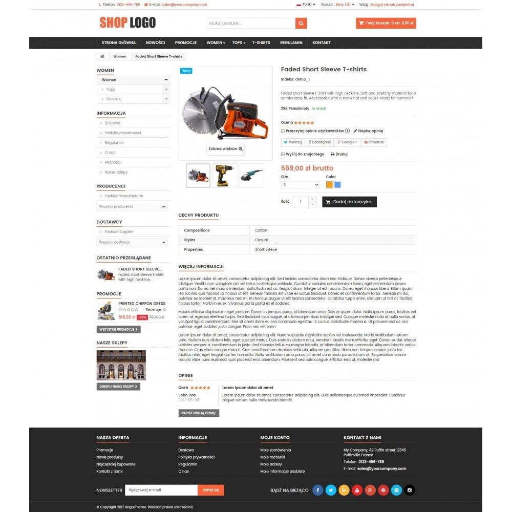 theme - Dom & Ogród - ATS02 Narzędzia i części zamienne - 5