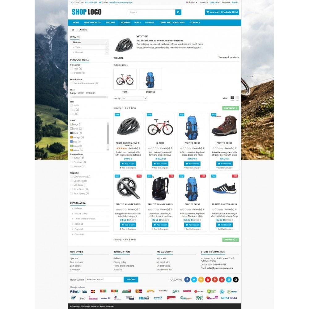 theme - Desporto, Actividades & Viagens - P16AT03 Bikes, sport and travel store - 3