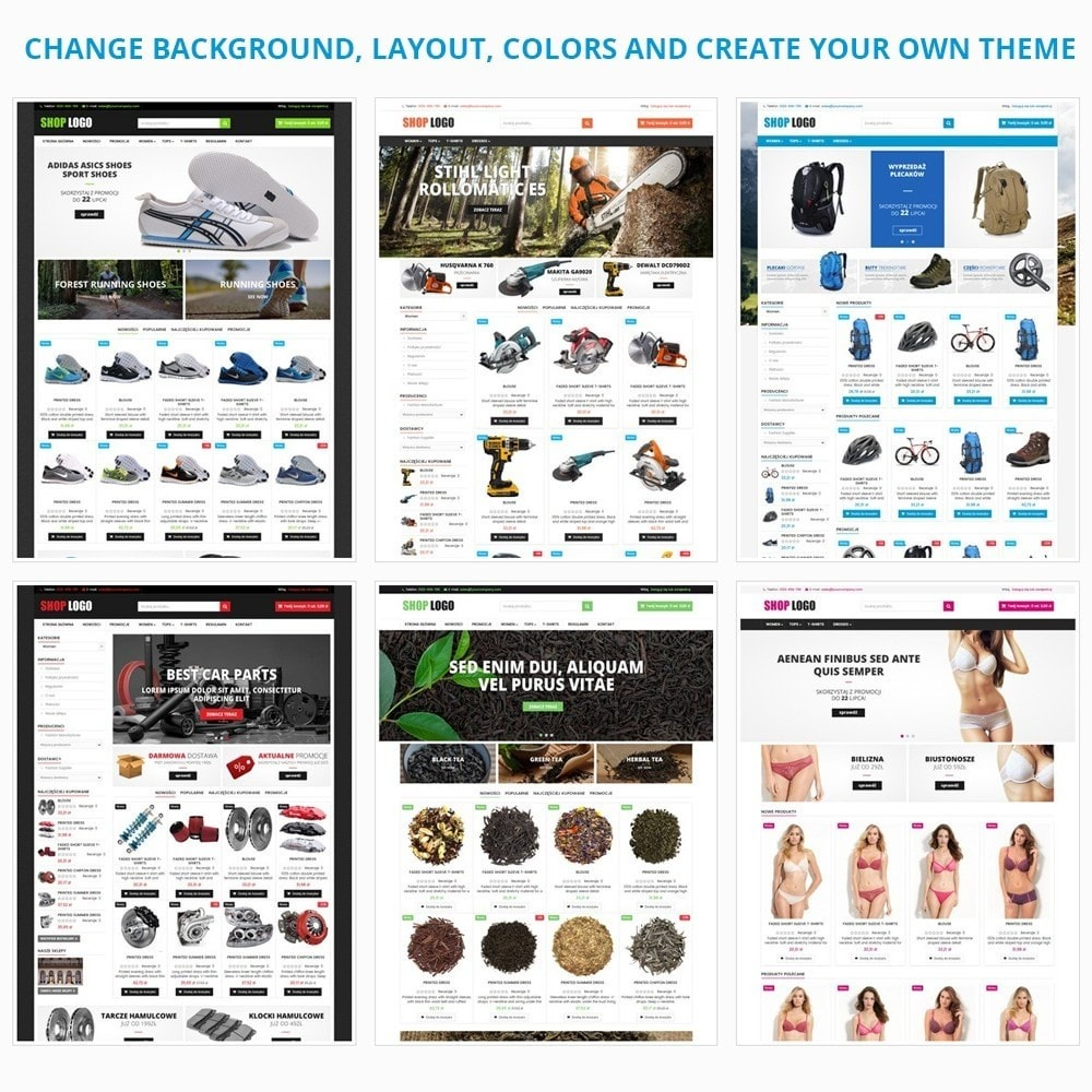 theme - Sports, Activities & Travel - ATS03 Bikes, sport and travel store - 6