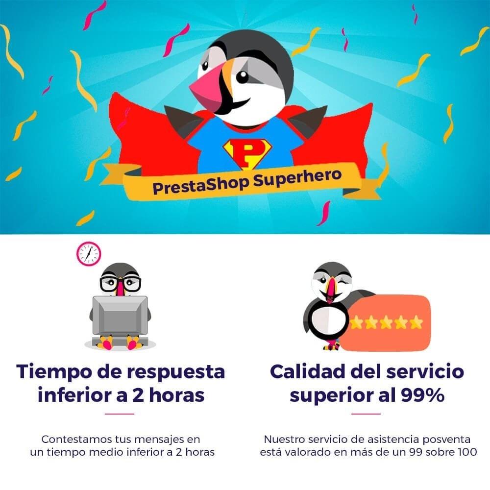module - Asistencia & Chat online - WhatsApp - Chat con clientes y WhatsApp para Negocios - 21