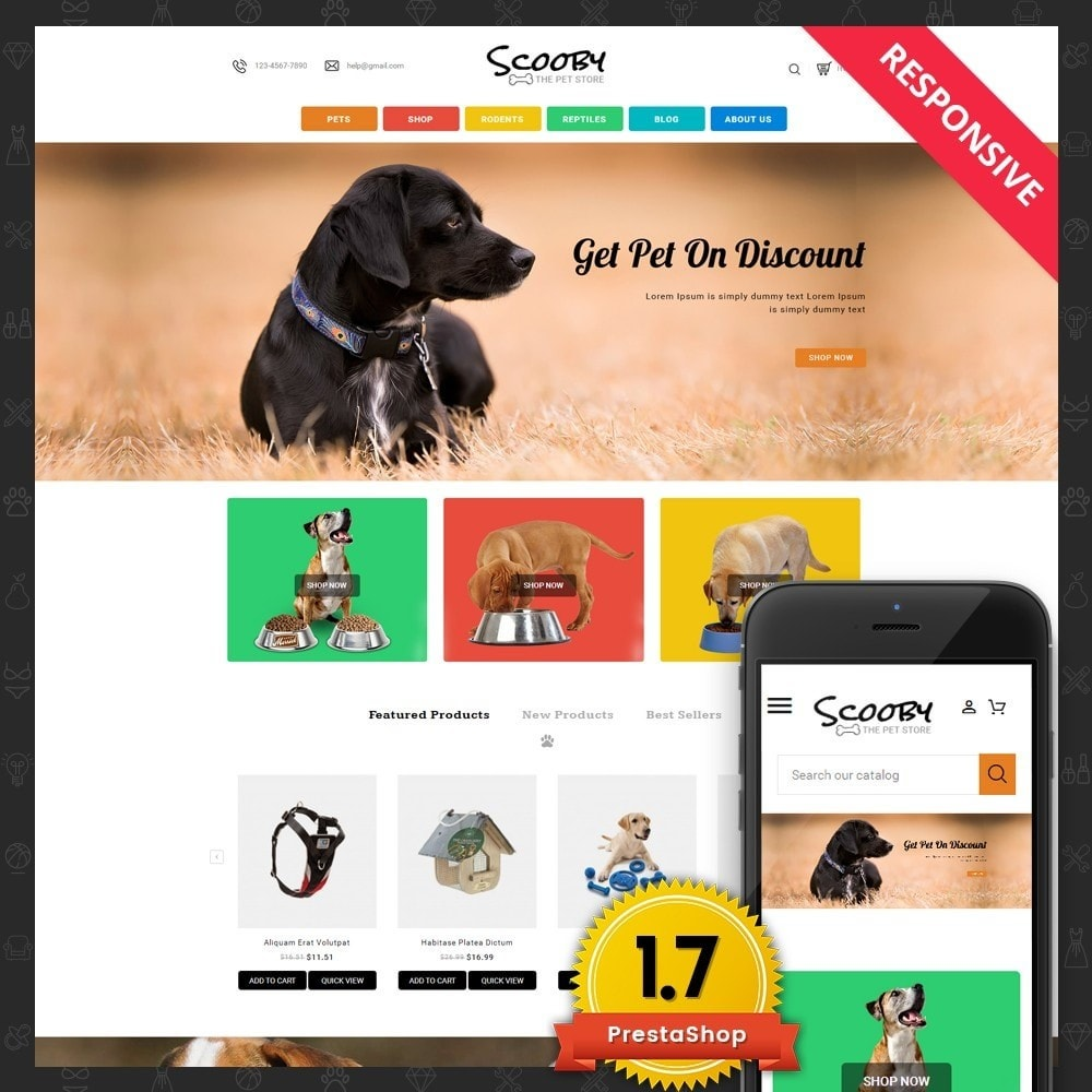 theme - Dieren - Scooby pet store - 1