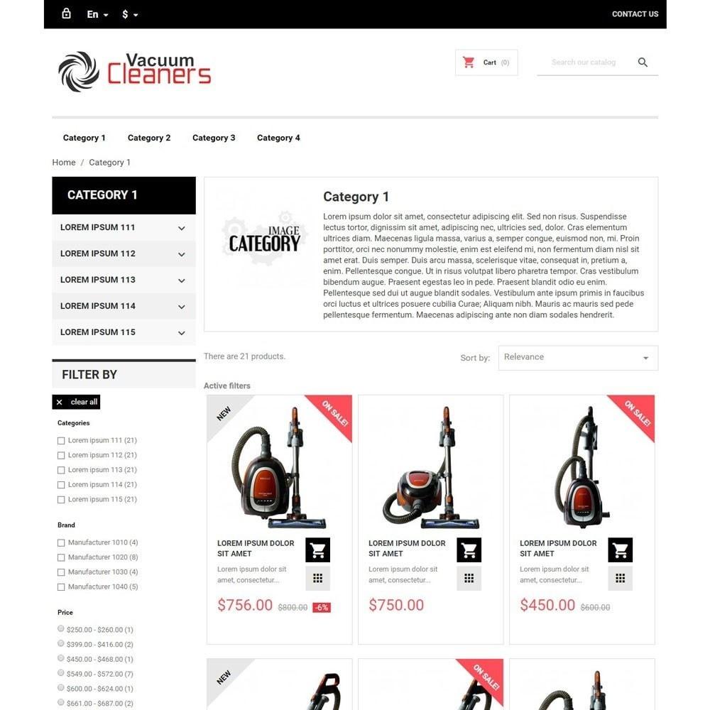 theme - Home & Garden - VacuumCleaners - 2