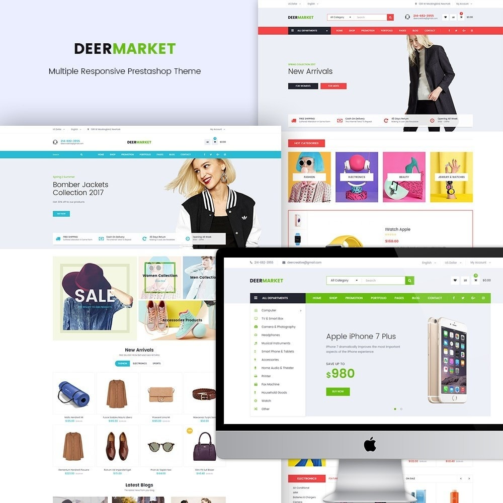 theme - Elettronica & High Tech - JMS DeerMarket - 1