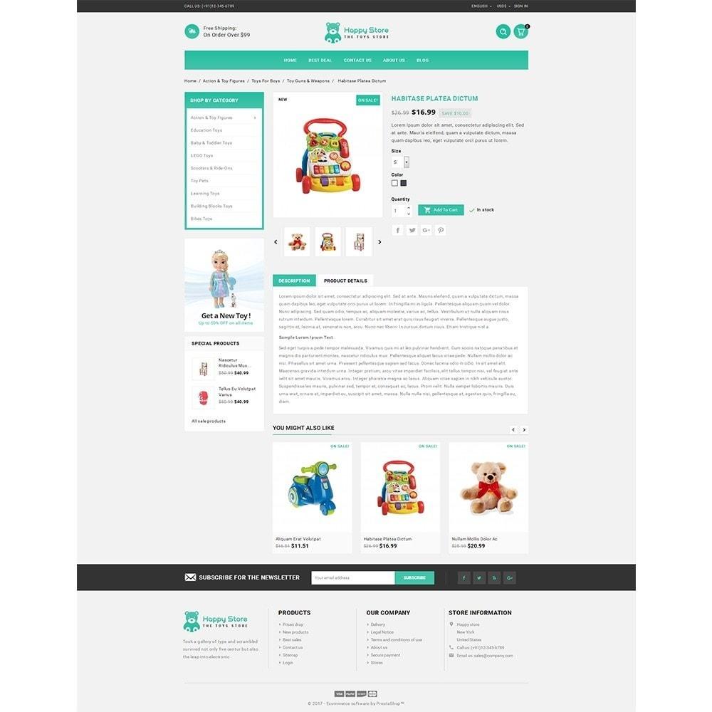 theme - Дети и Игрушки - Happy store - 5