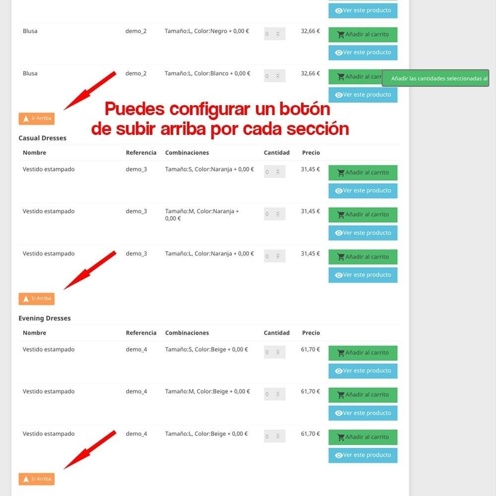 module - B2B - Creador de pedidos rápidos para clientes profesionales - 11