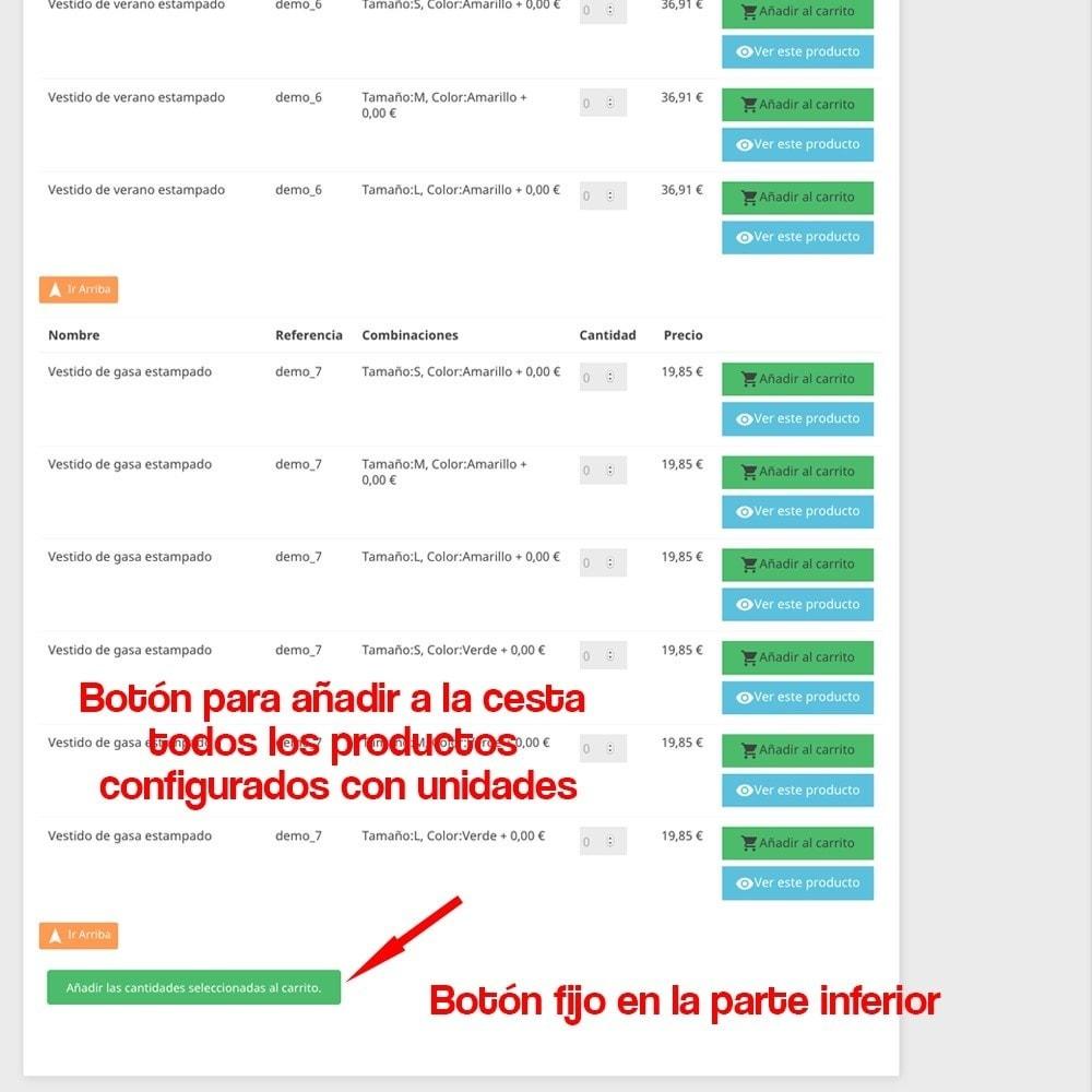 module - B2B - Creador de pedidos rápidos para clientes profesionales - 20