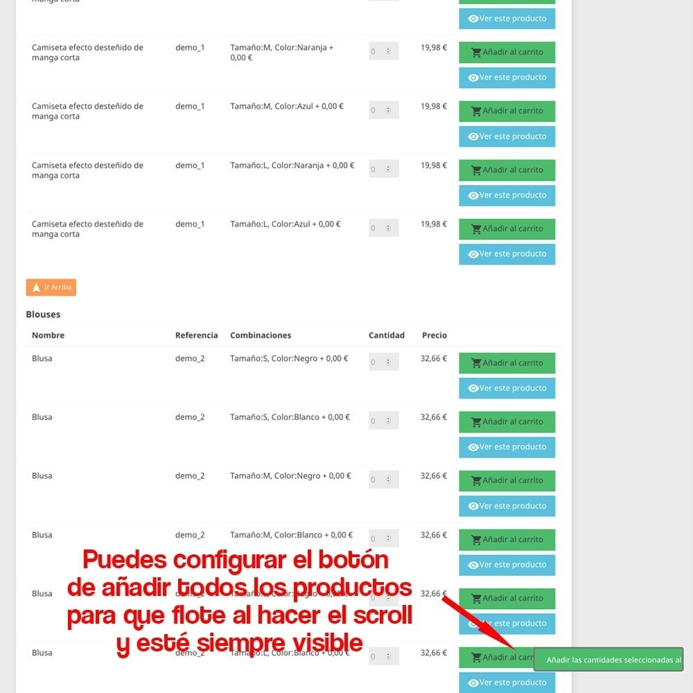 module - B2B - Creador de pedidos rápidos para clientes profesionales - 21