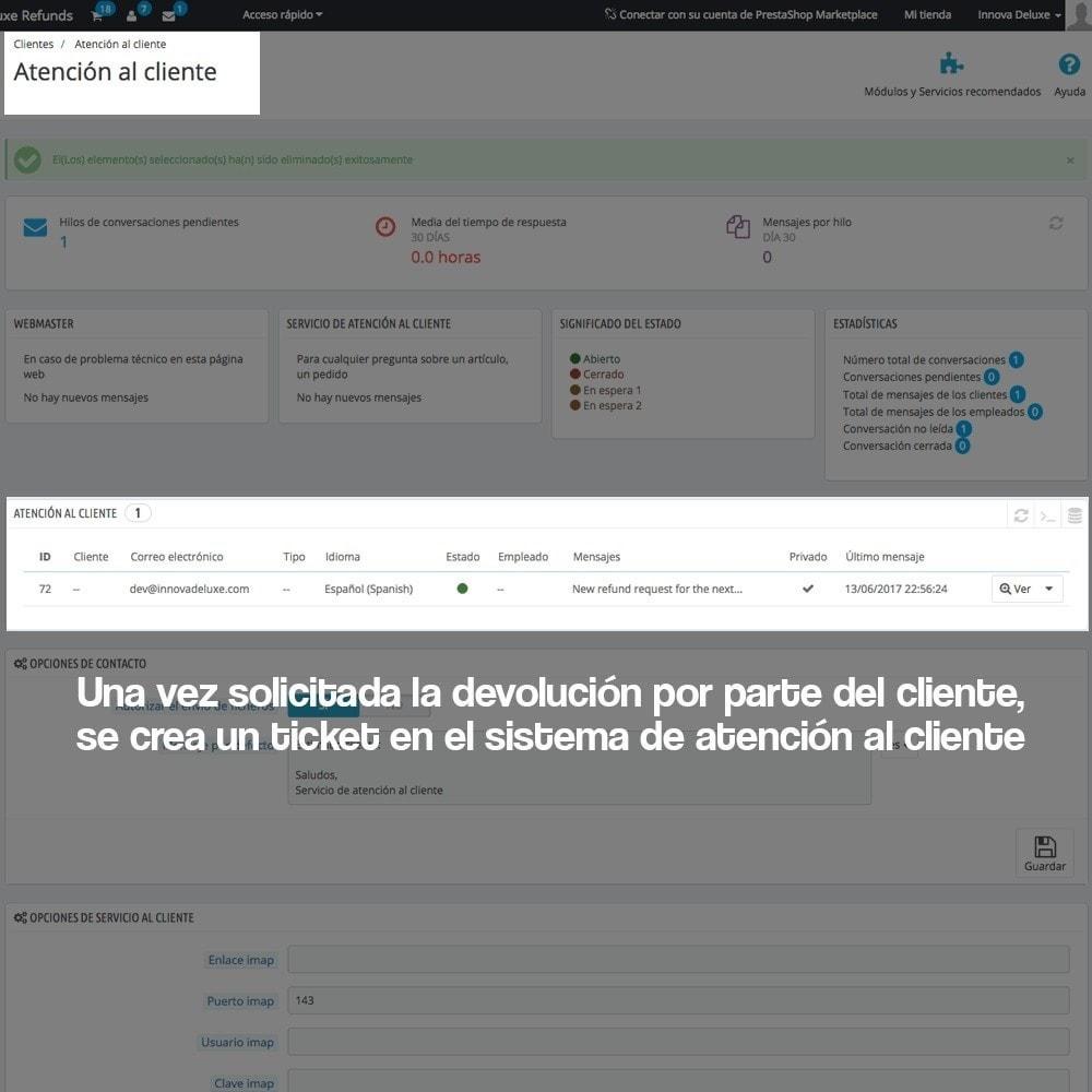 module - Marco Legal (Ley Europea) - Devolución de productos (Ley de defensa del consumidor) - 8