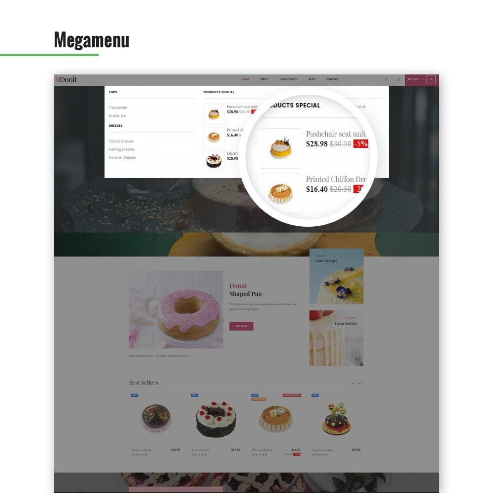 theme - Żywność & Restauracje - Ap Donit - 2