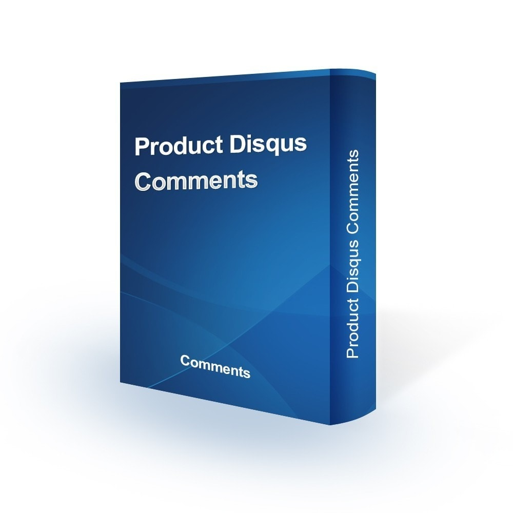 module - Opiniões de clientes - Product Disqus Comments & Reviews - 1