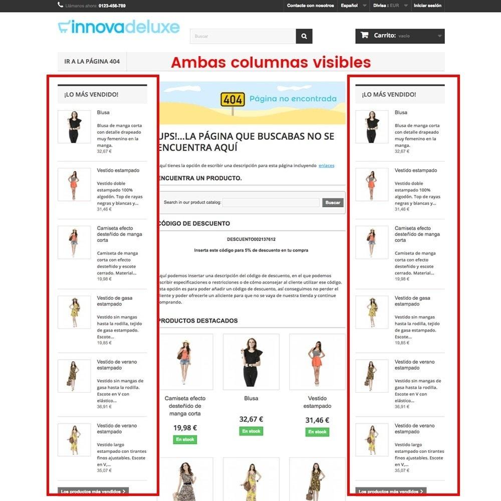 module - URL y Redirecciones - Personalización de la página de error 404 - 14