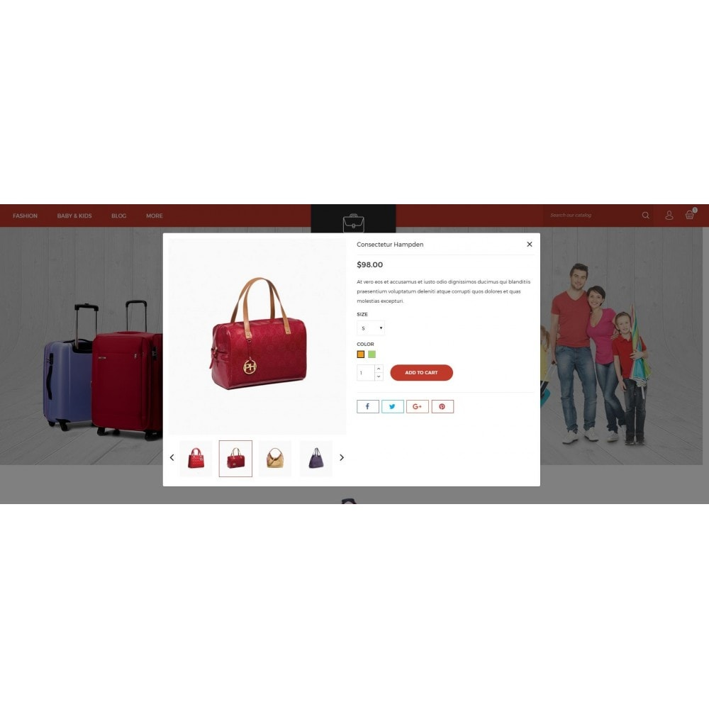 theme - Mode & Schoenen - MonMart Bag Store - 7