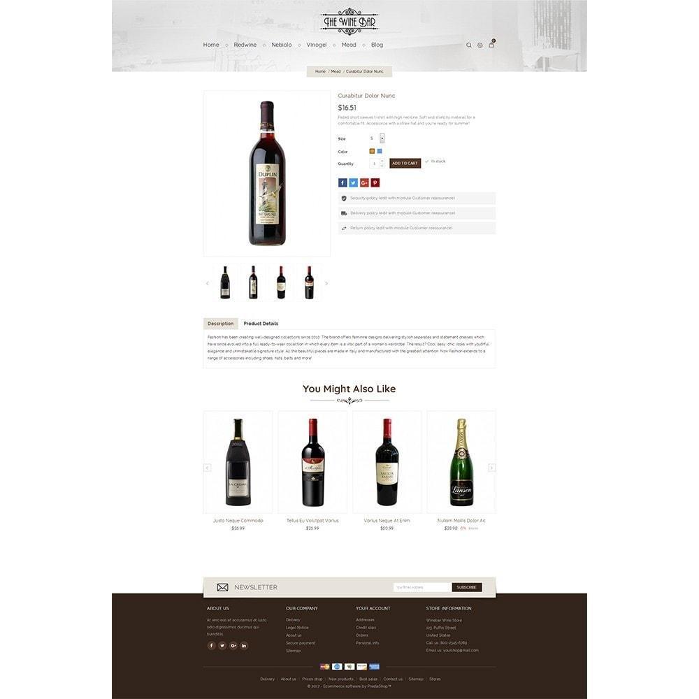 theme - Napoje & Wyroby tytoniowe - Winebar WIne Store - 3