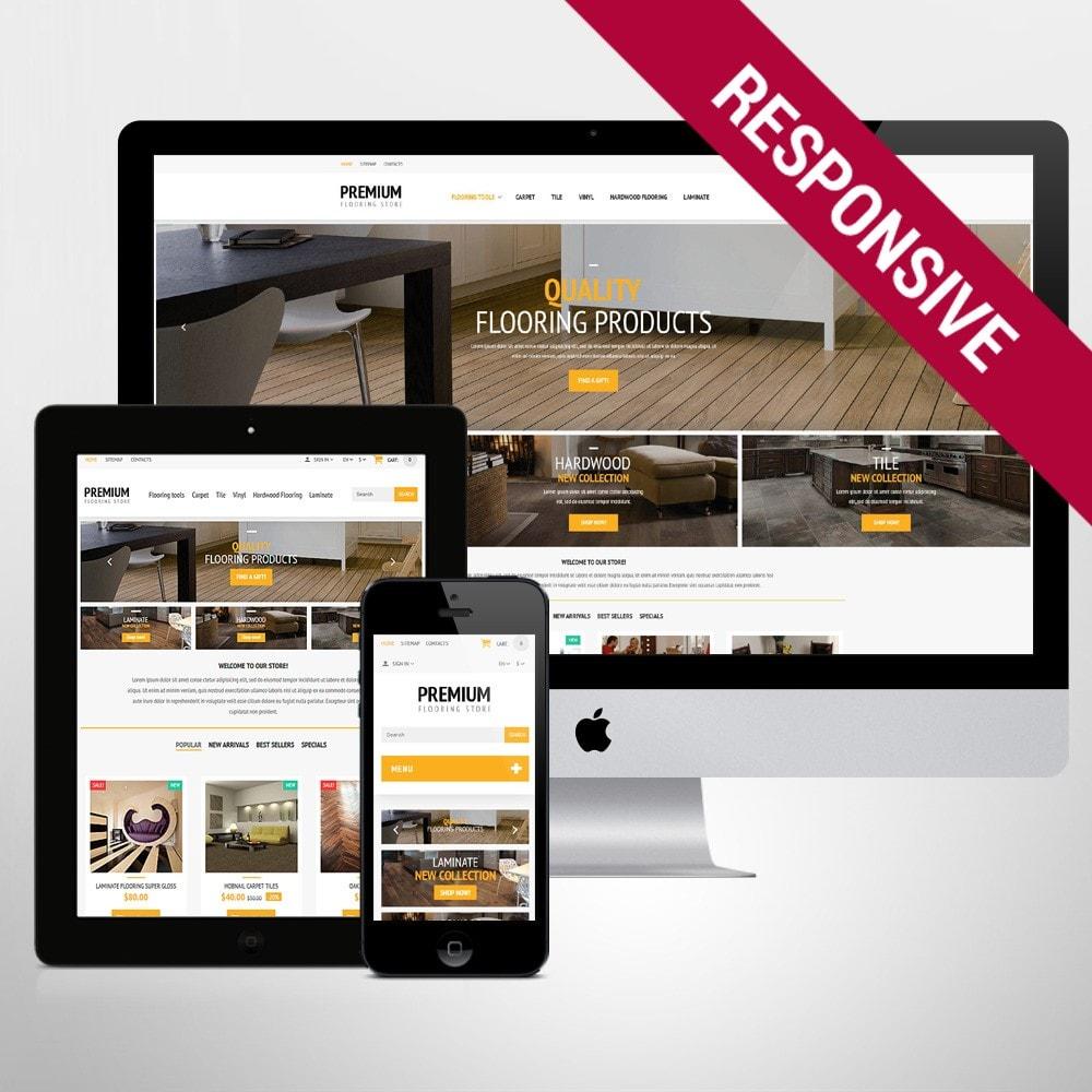 theme - Arte & Cultura - Flooring Store - 1
