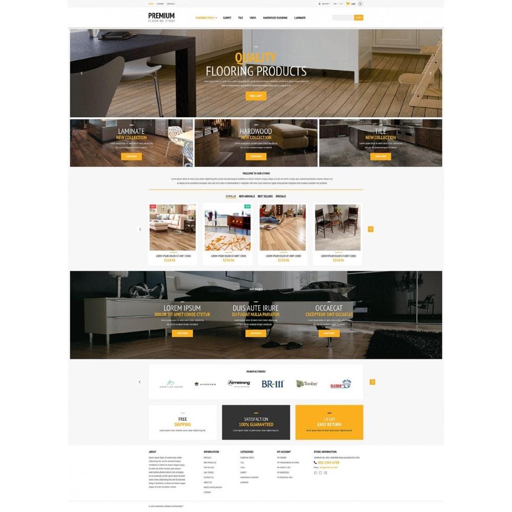 theme - Arte & Cultura - Flooring Store - 2