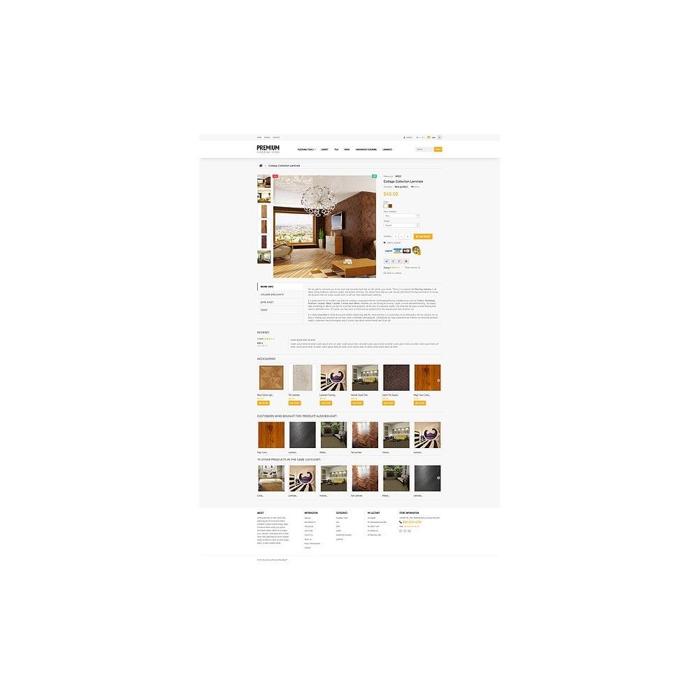 theme - Arte & Cultura - Flooring Store - 6