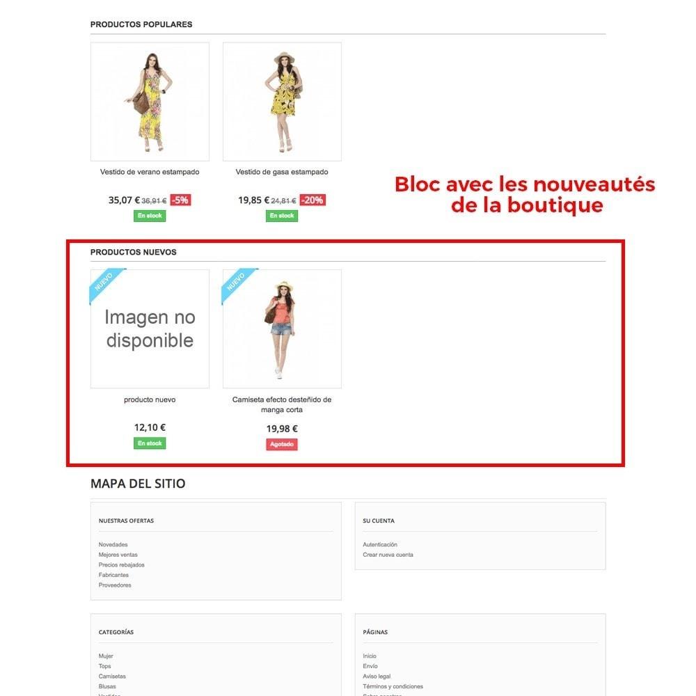 module - URL & Redirections - Personnalisation de la page d'erreur 404 - 8
