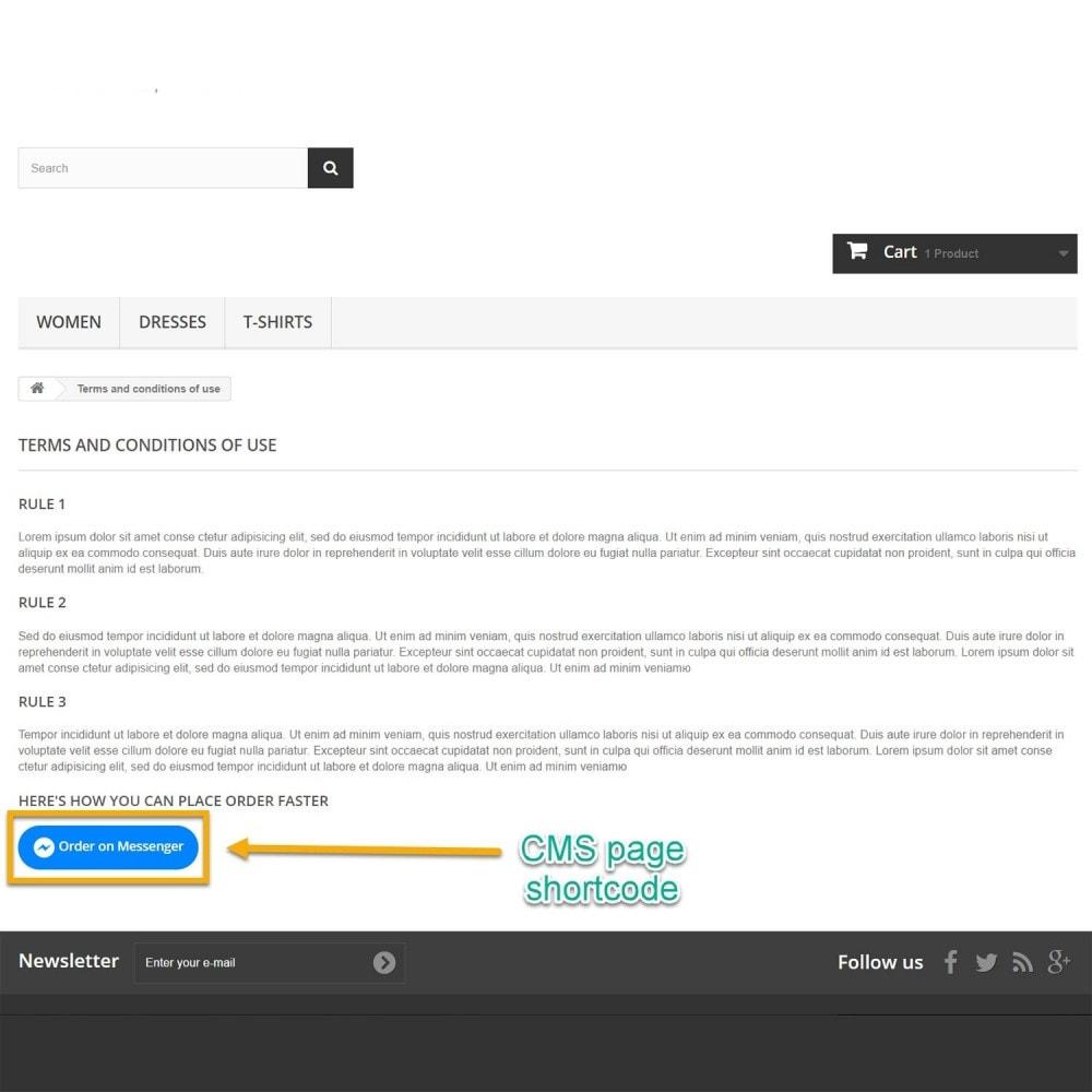 module - Gerenciamento de pedidos - Ordem no Messenger - 10