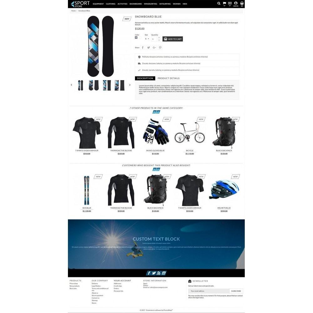 theme - Sport, Activiteiten & Reizen - Sport Store - 3