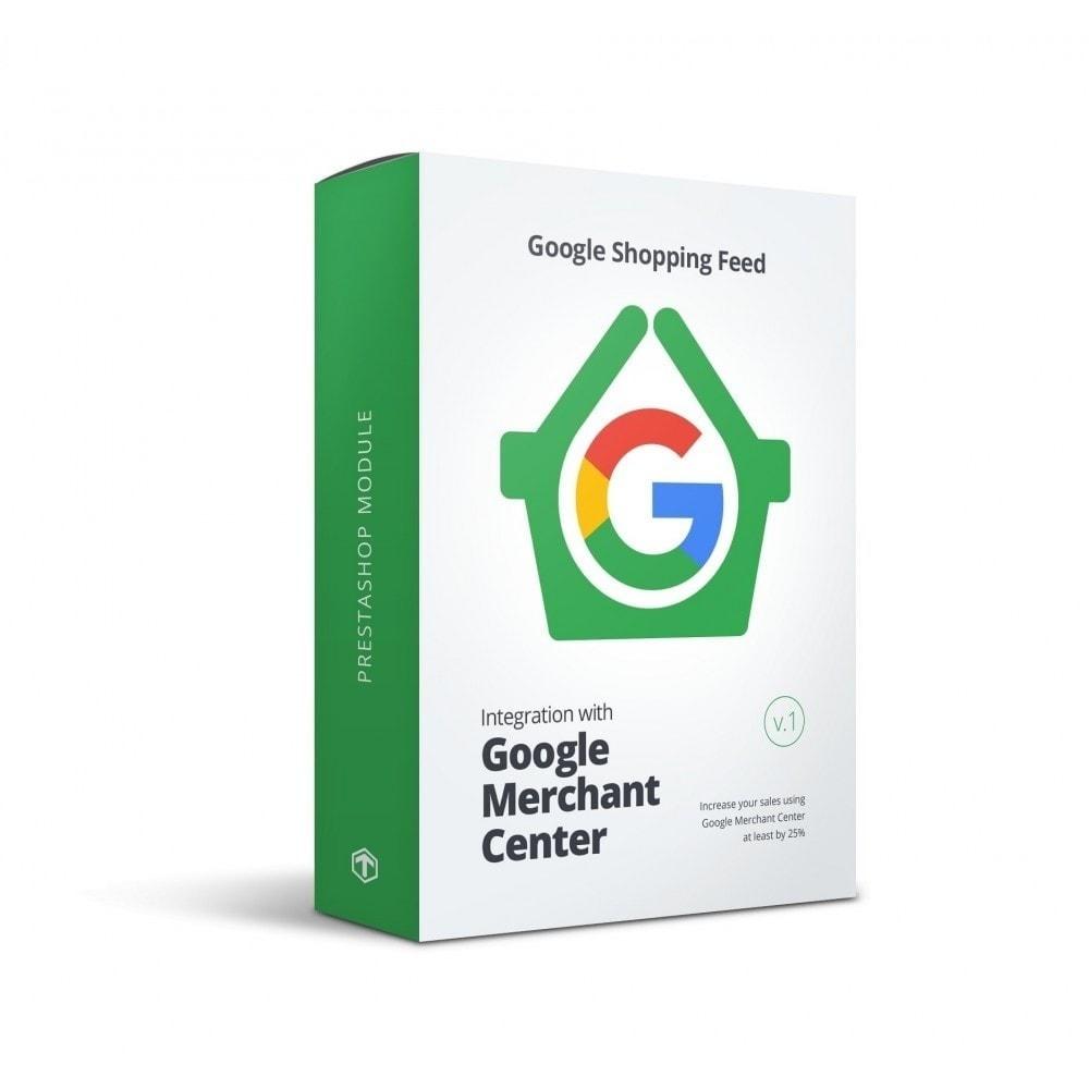 module - Сравнение цен - Google Shopping Feed (for Google Merchant Center) - 1