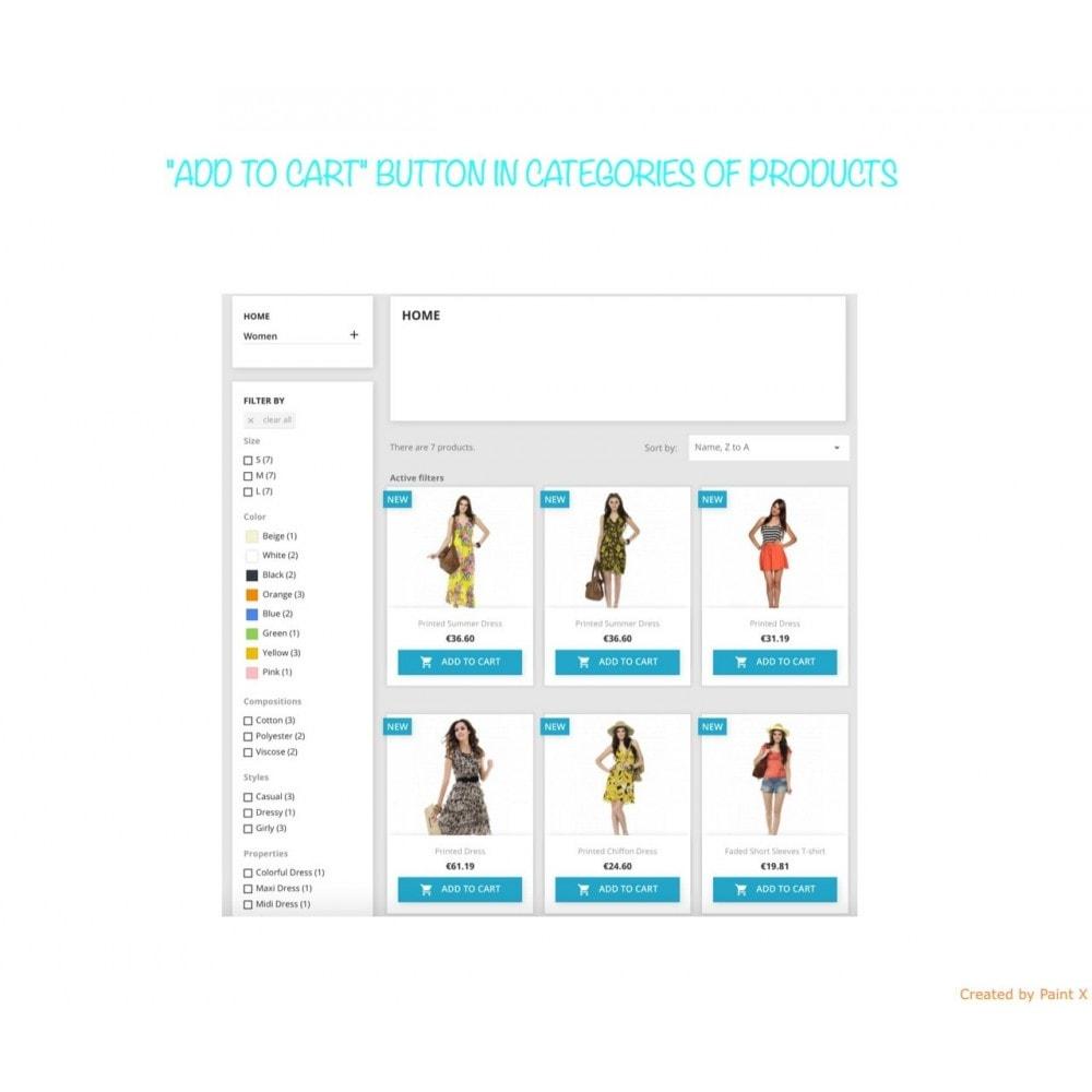 """module - Anmeldung und Bestellvorgang - """"In den Warenkorb"""" Taste in der Produktliste Anzeigen - 2"""
