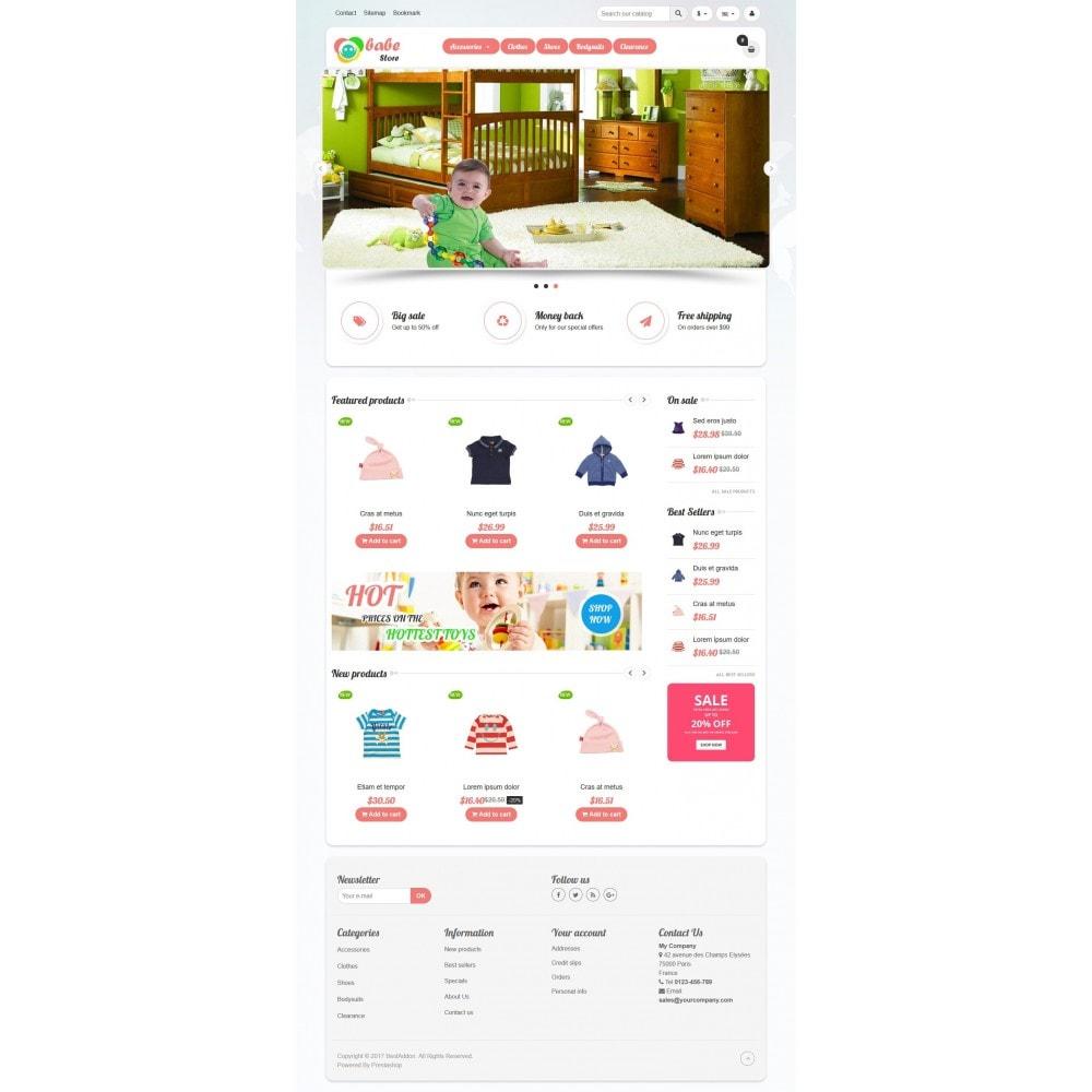 theme - Kinderen & Speelgoed - VP_Babe Store - 2