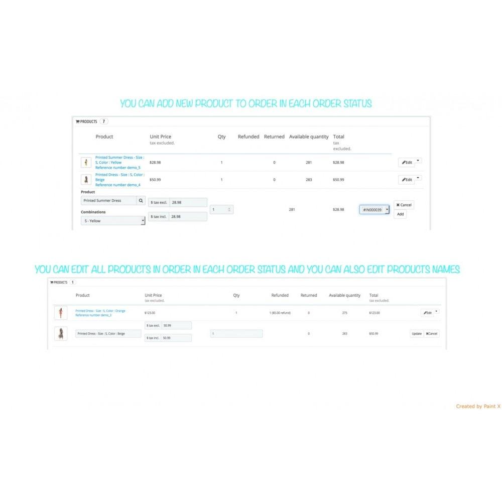 module - Gestione Ordini - Gestione avanzata degli ordini e numeri dei documenti - 2