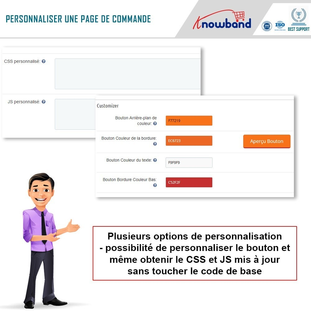 bundle - Processus rapide de commande - E-commerce Pack - Easy Checkout, Win back Customers - 14