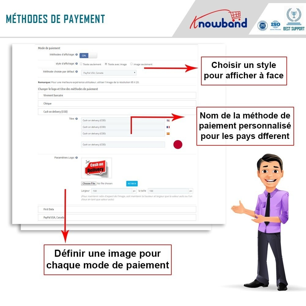 bundle - Processus rapide de commande - E-commerce Pack - Easy Checkout, Win back Customers - 17
