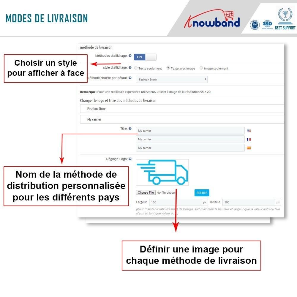 module - Processus rapide de commande - One Page Checkout, Social Login & Mailchimp - 18