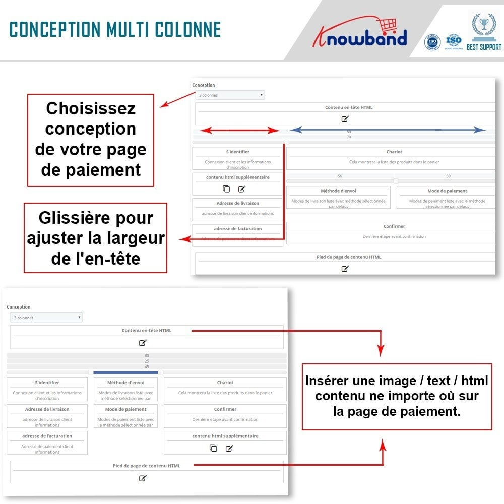 bundle - Processus rapide de commande - E-commerce Pack - Easy Checkout, Win back Customers - 20