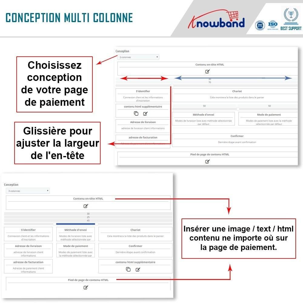 module - Processus rapide de commande - One Page Checkout, Social Login & Mailchimp - 20