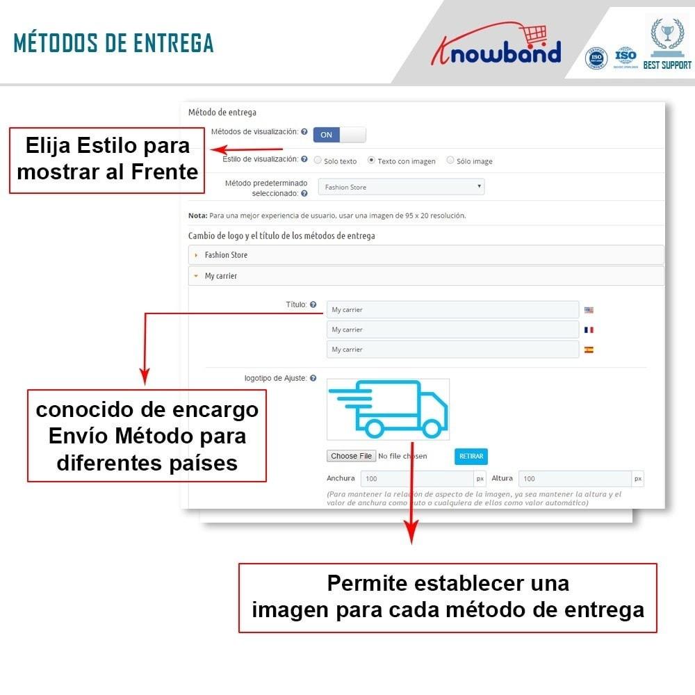module - Proceso rápido de compra - Knowband - One Page Checkout, Social Login & Mailchimp - 18