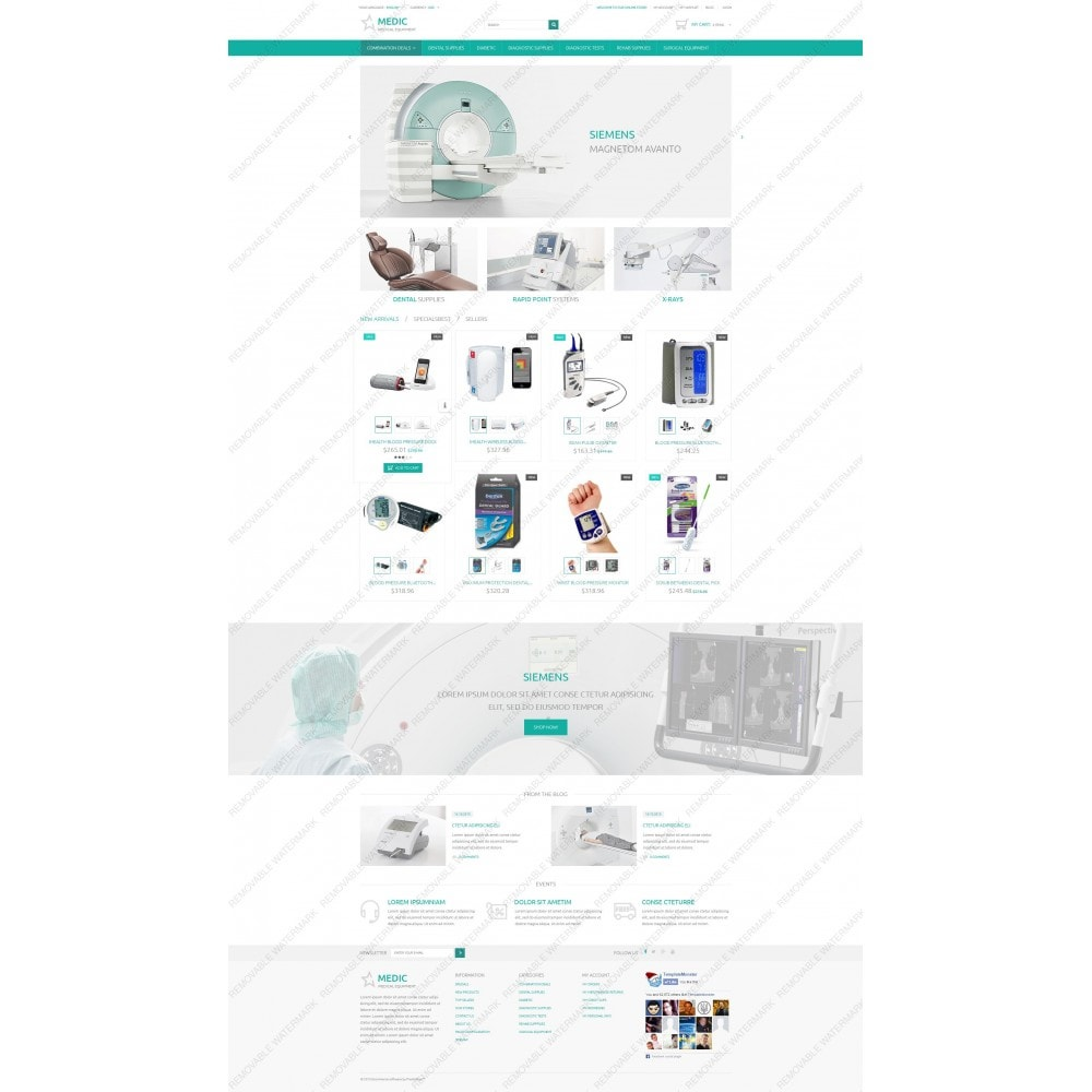 theme - Salud y Belleza - Medical Equipment - 5
