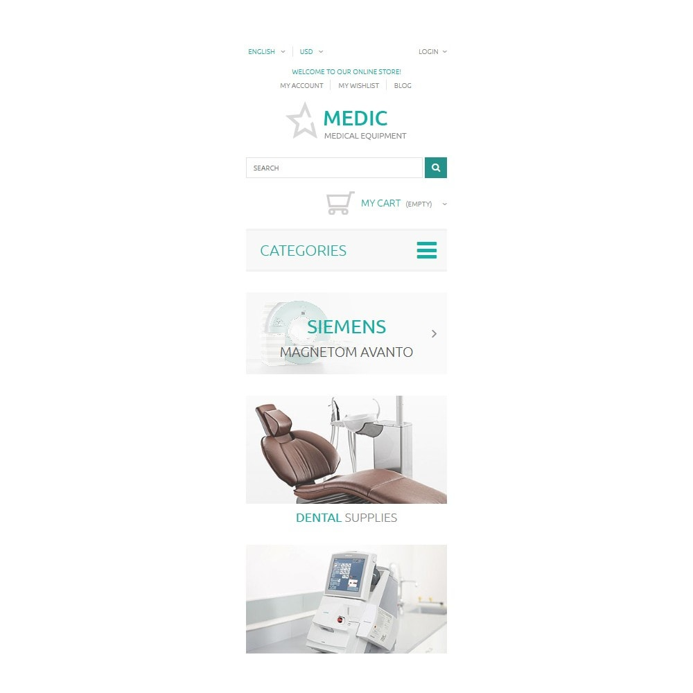 theme - Salud y Belleza - Medical Equipment - 9