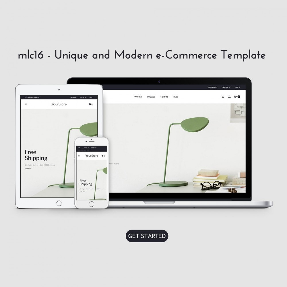 theme - Heim & Garten - mlc16 - A Unique and Modern e-Commerce - 1