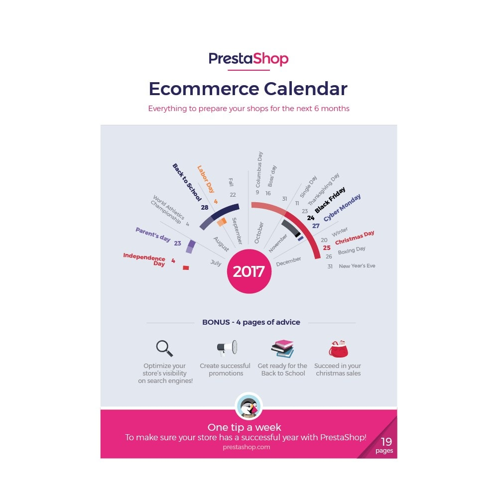 other - e-Commerce Calendar - 2017 End-of-year E-Commerce Calendar - 1
