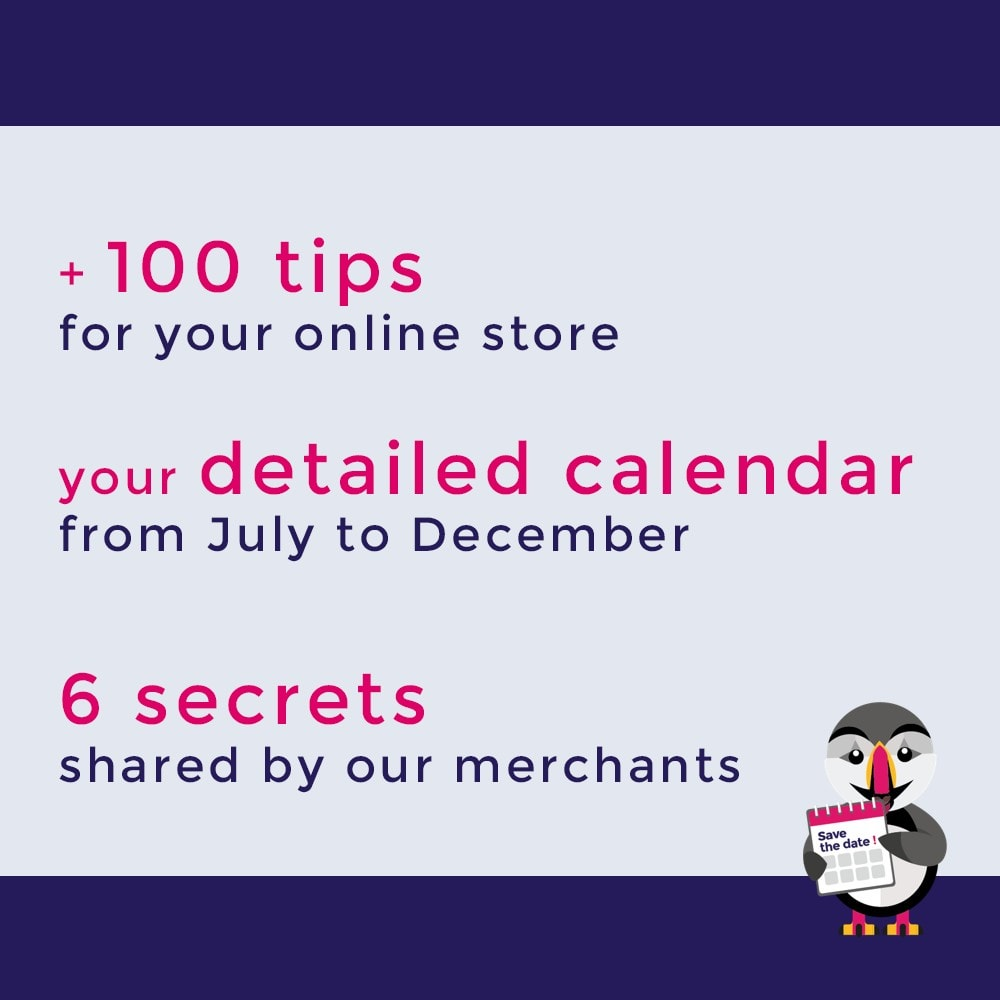 End Of Year Calendar : End of year e commerce guide calendar prestashop