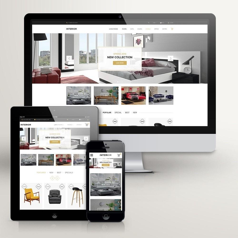 theme - Maison & Jardin - Interior - Boutique en ligne de meubles - 2
