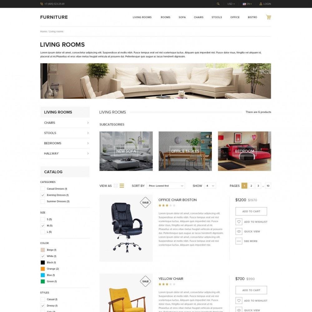 theme - Hogar y Jardín - Interior - Tienda online de muebles - 4