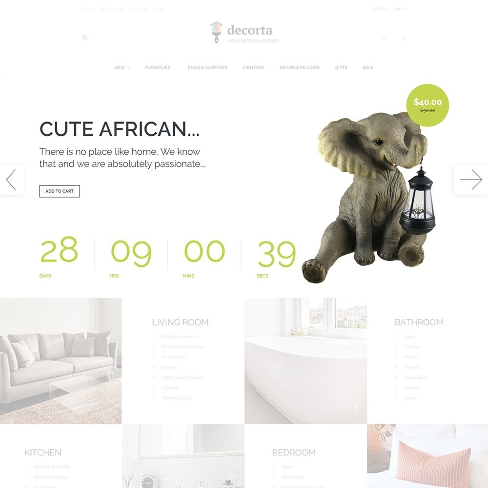 theme - Home & Garden - Decorta PrestaShop Theme - 5