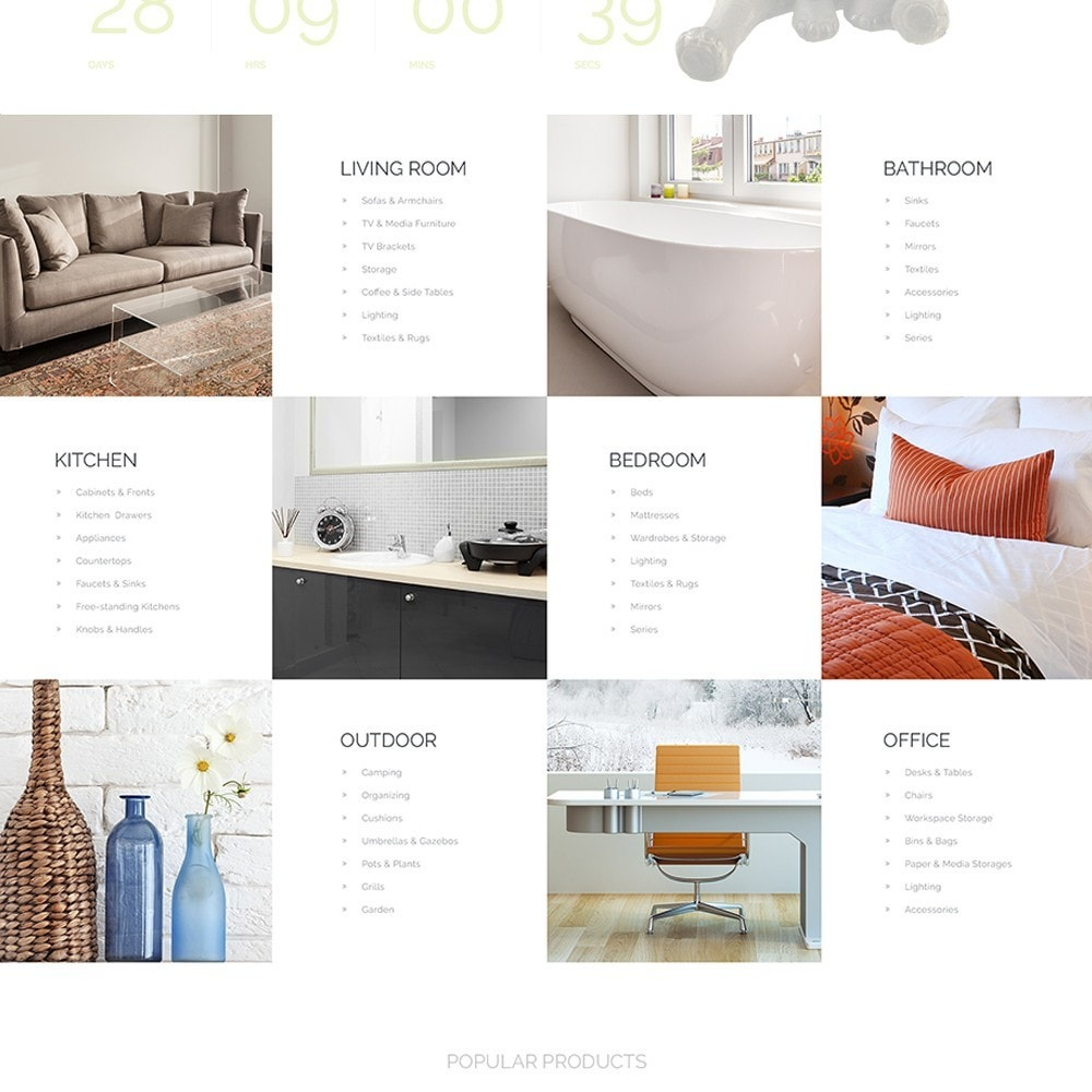 theme - Home & Garden - Decorta PrestaShop Theme - 6
