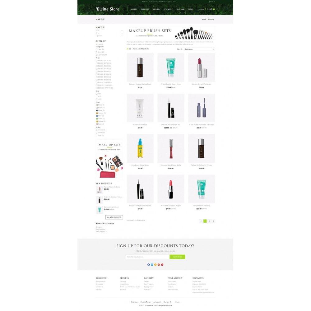 theme - Salud y Belleza - Divine - Beauty Store - 3