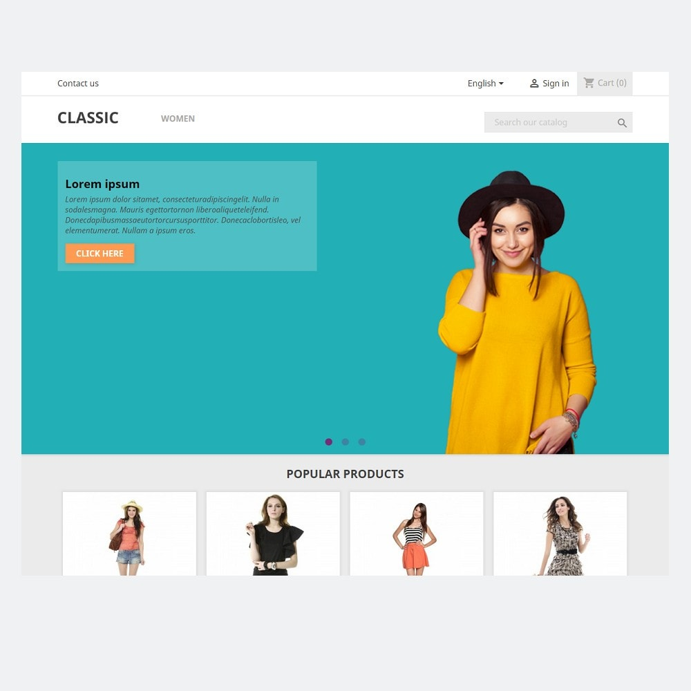 module - Sliders & Galleries - Responsive & Full-screen Homepage Slider - 2