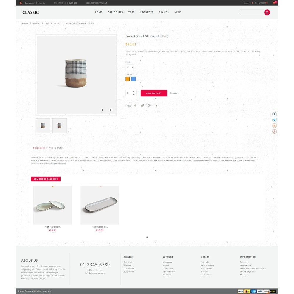 theme - Дом и сад - UP Tableware Store - 7