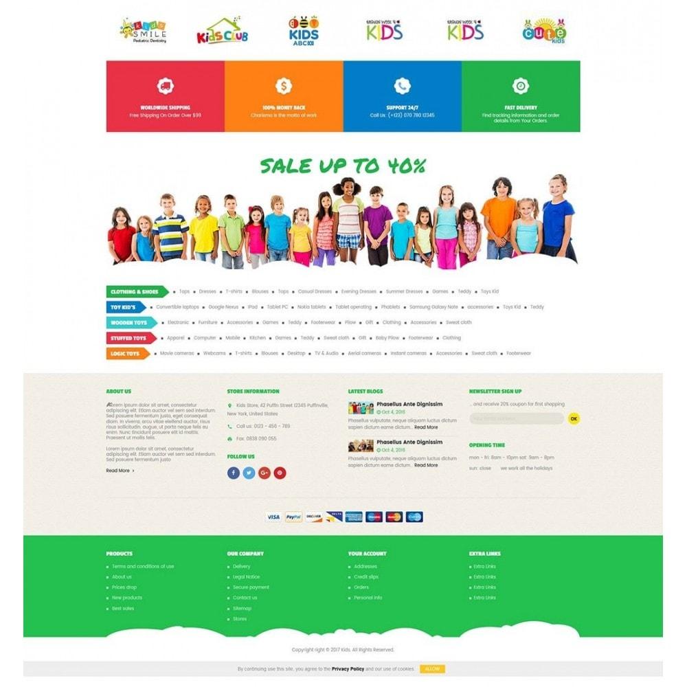 theme - Niños y Juguetes - Kids Store - 4
