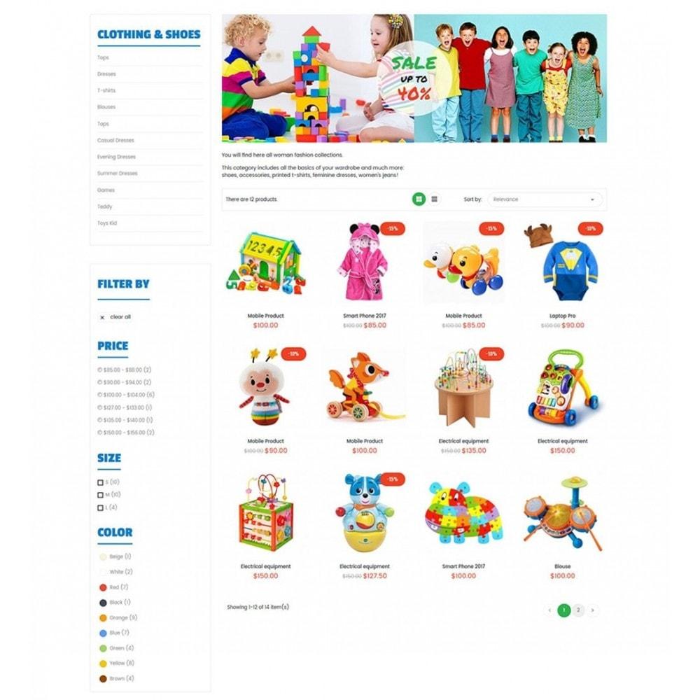 theme - Kids & Toys - Kids Store - 5