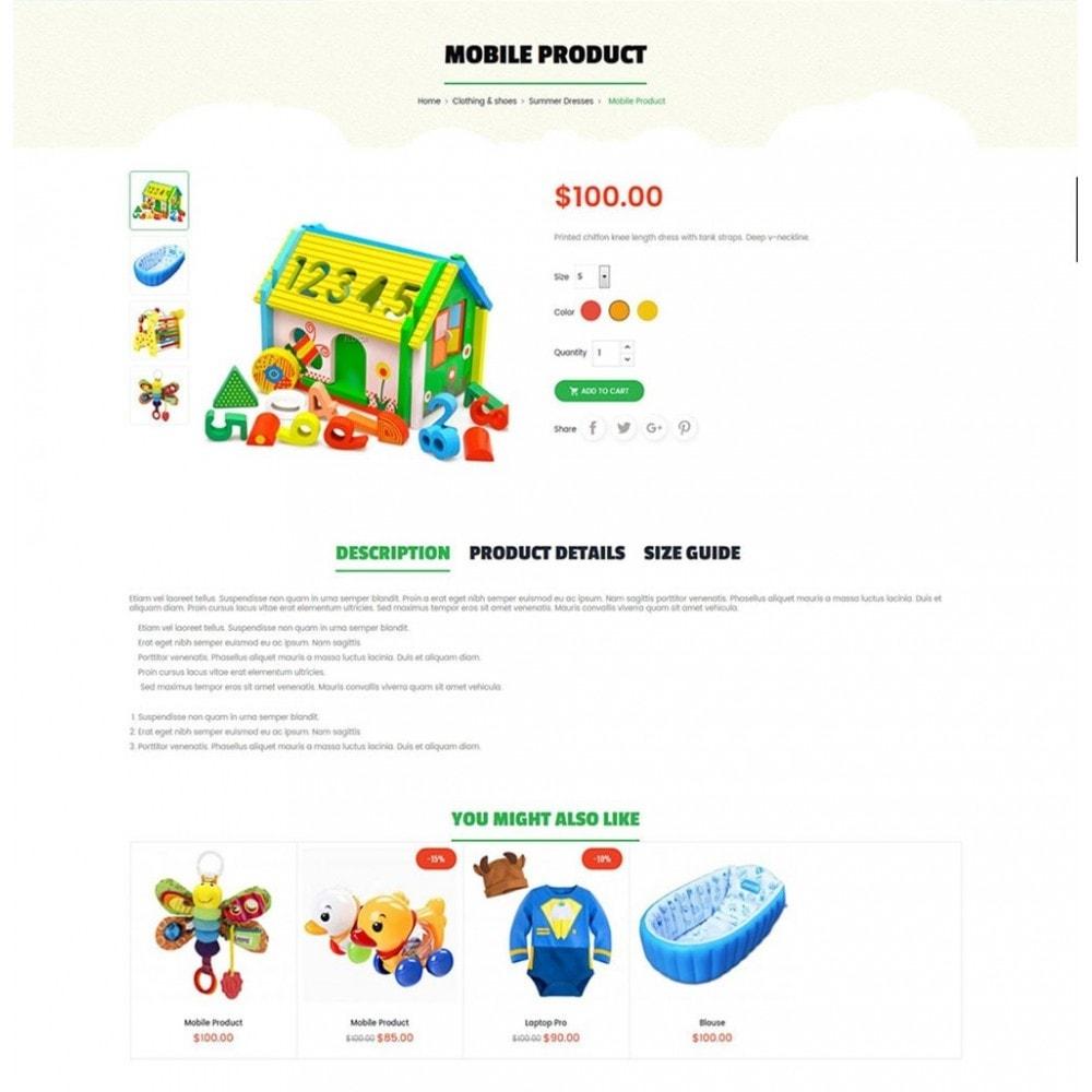 theme - Kids & Toys - Kids Store - 6