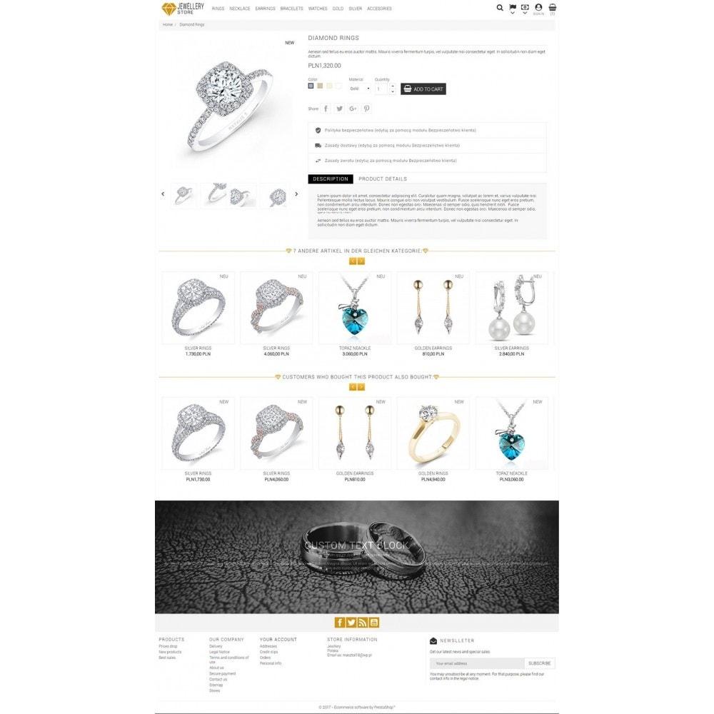theme - Biżuteria & Akcesoria - Jewellery Store - 3