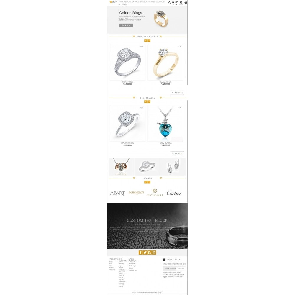 theme - Biżuteria & Akcesoria - Jewellery Store - 5